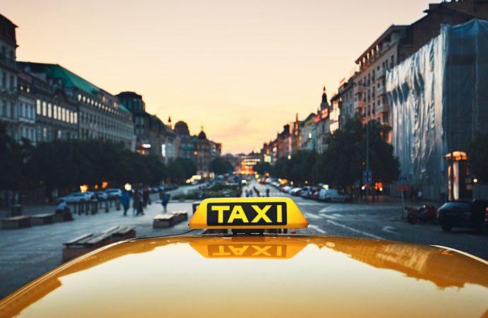 Taksówka cenniejsza niż złoto
